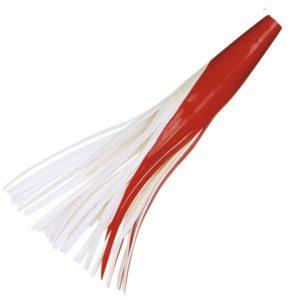 Boone Weber Style Skirt Red White
