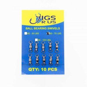 Jigs R Us Ball Bearing Swivels #3