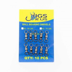 Jigs R Us Ball Bearing Swivels #4