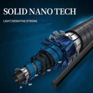Goofish Solid Nano Tech Slow Pitch Jigging Rod Solid NanoTech