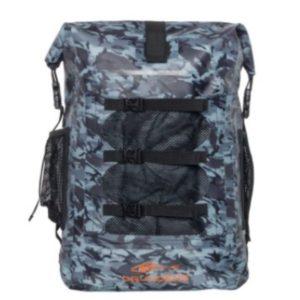 Grundens Rumrunner Backpack Refraction Camo Dark Slate 30L
