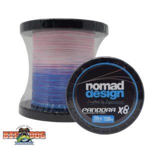Nomad Design Pandora x8 Braid