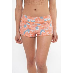 Reel Skipper Classic Water Shorts Coral Blossom Front