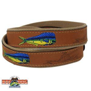 Zep-Pro Belt Leather Mahi Tan