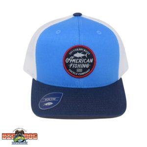 Aftco Lemonade Trucker Hat Royal Front