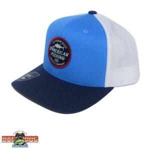 Aftco Lemonade Trucker Hat Royal Side